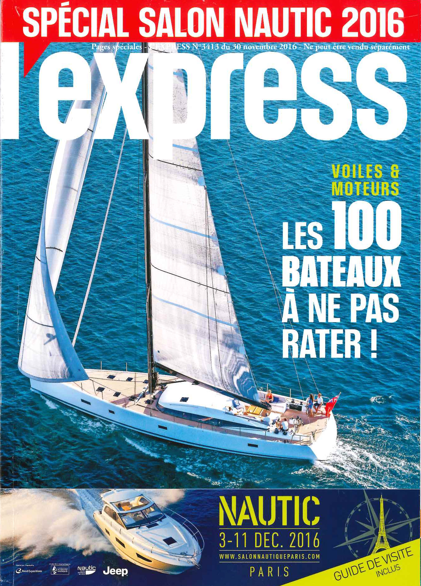 l'expresse salon couverture